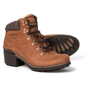 Merrell Chateau Mid leather boots